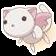 Binzume Yousei Oboro pose3