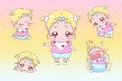 Hugtto! Pretty Cure Hug-tan Website Toei Animation