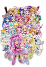 All Pretty Cures DX3