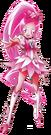 Heartcatch Pretty Cure! Cure Blossom pose8