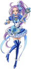 Suite Pretty Cure Cure Beat pose7