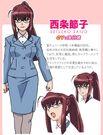 Kaitou Tenshi Twin Angel Setsuko Saijo profile