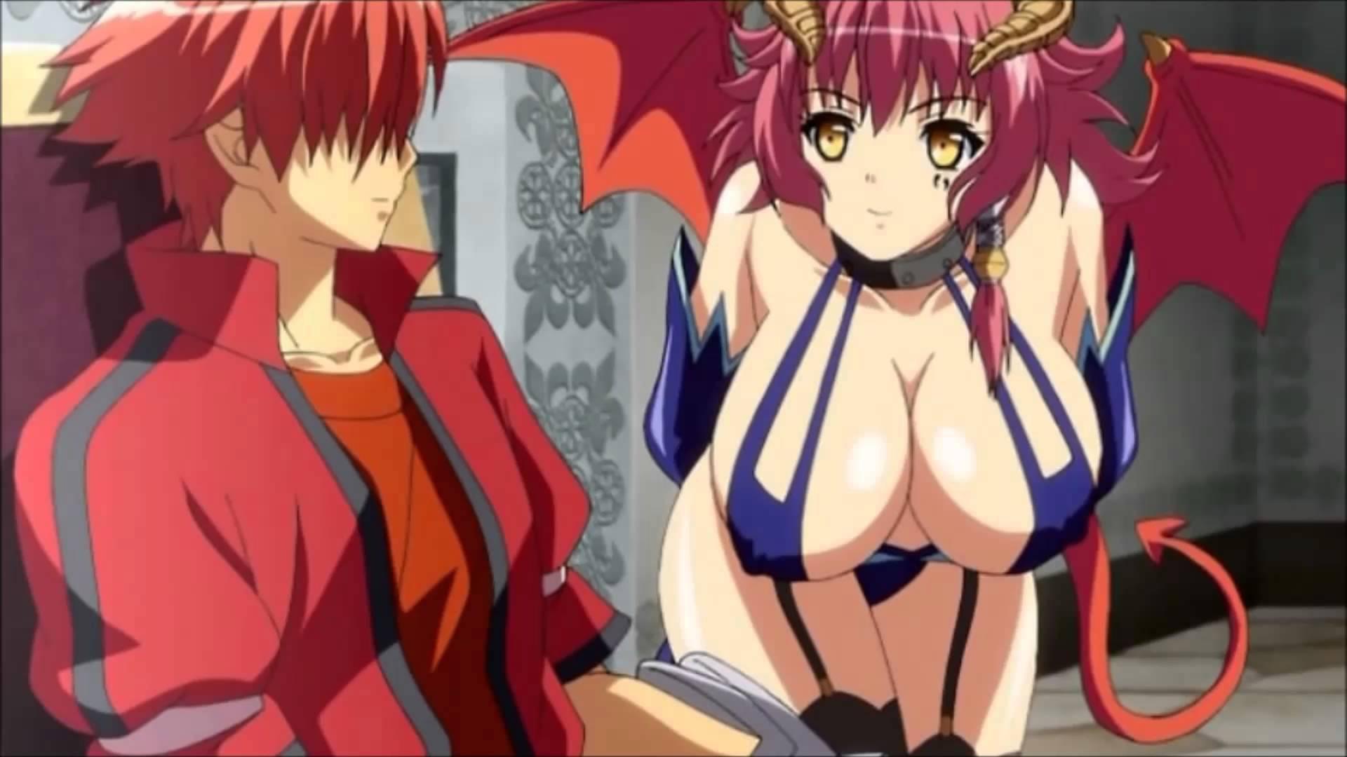 Hentai hakoiri devil princess