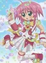 Mogaku 5 Moe after her transformation