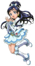 Pretty Cure All Stars DX Cure White pose