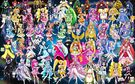 52 Pretty Cure Warriors with Fairies