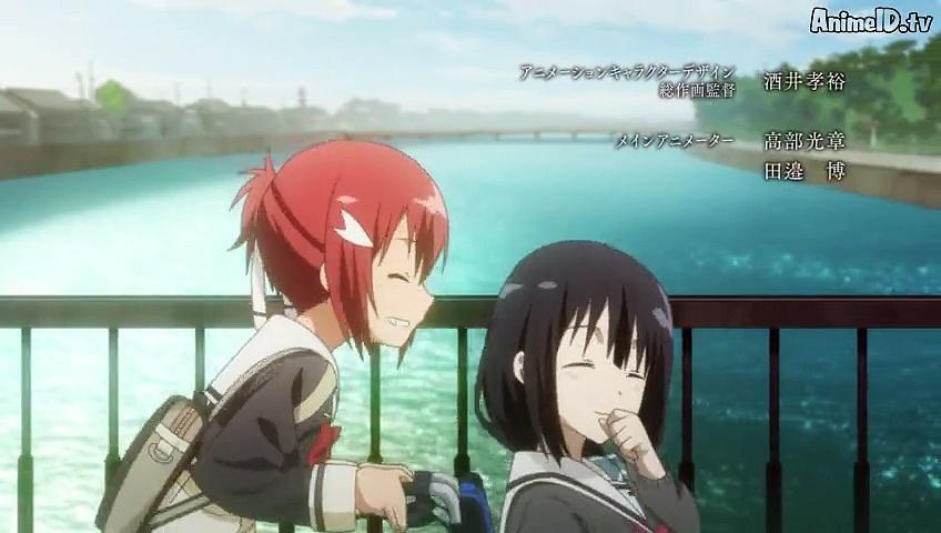 Yuuki Yuuna wa Yuusha de Aru - Opening 1 (version 3)