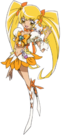 Heartcatch Pretty Cure! Cure Sunshine pose7