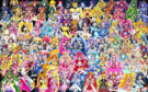 91 Pretty Cure Warriors with Fairies (updated)