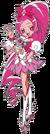 Heartcatch Pretty Cure! Cure Blossom pose7