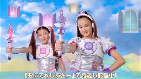 Idol x Senshi Miracle Tunes! - Episode 01