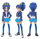 Kira Kira Pretty Cure Ala Mode Aoi pose2