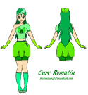Cure Romatin (front+back; with skin color)
