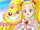 Futari wa Pretty Cure Max Heart The Movie 2 Art 7