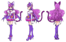 Kira Kira Pretty Cure Ala Mode Cure Macaron pose