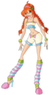 Winx Club Bloom s3 pose4
