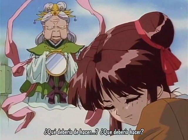 Fushigi Yuugi - Episode 12