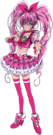 Suite Pretty Cure Cure Melody pose5