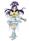 Pretty Cure Max Heart Movie2 Phoenix Cure White pose