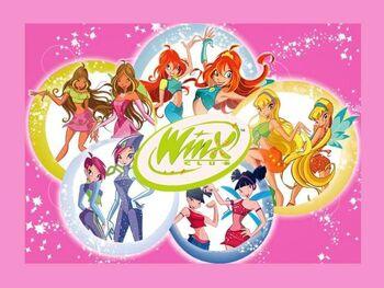 Winx season 1