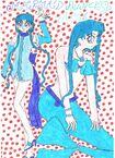 Mermaid princess ami