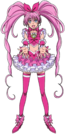 Suite Pretty Cure Cure Melody pose7