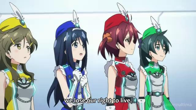Vividred Operation - Episode 11