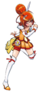 Hugtto! Precure Movie Cure Sunny Pose