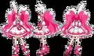Kira Kira Pretty Cure Ala Mode Cure Whip pose