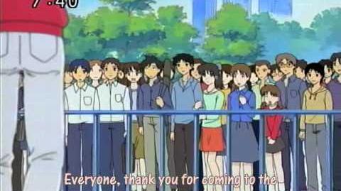 Full Moon wo Sagashite - Episode 29