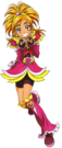 Pretty Cure All Stars DX Cure Bloom pose