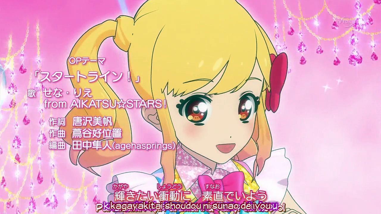 Aikatsu Stars! - Episode 02