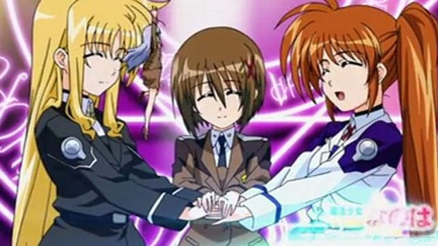 Mahou Shoujo Lyrical Nanoha StrikerS - Episode 02