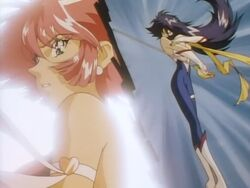 Cutie Honey vs Misty Honey