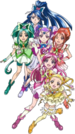 Pretty Cure 5 New Stage