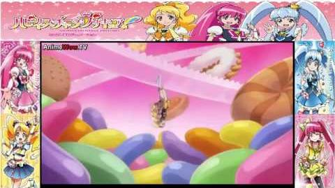Happiness Charge Pretty Cure! - Episode 42