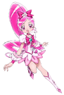Heartcatch Pretty Cure! Movie Cure Blossom pose2