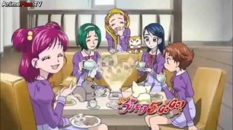 Yes! Pretty Cure 5 GoGo! - Episode 39