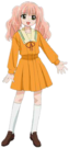 Fight Ippatsu! Juuden-chan! Iono pose