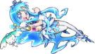 Heartcatch Pretty Cure! Cure Marine pose5