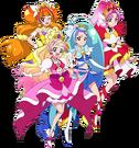 Precure Festival Character Go! Princess Precure
