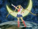 Pretty Guardian Sailor Moon transformacion pose