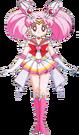 Sailor Moon Super S Sailor Chibi Moon pose