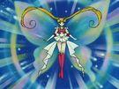 Sailor Moon S Metamorfosis Lunar transformacion pose