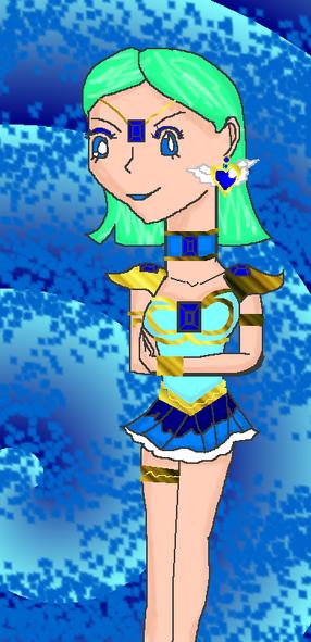 Magical Girl Corss angel 3 GIMP