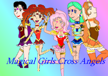 Magical Girl Corss angels Group pic
