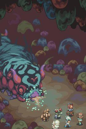 Giant Larva
