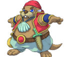 Pirate Otter