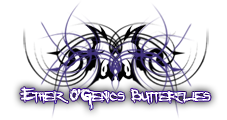 Ether-O'genics-Butterflies