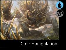 Starting decks Dimir Manipulation
